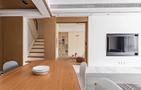 130平米四室两厅日式风格楼梯间设计图