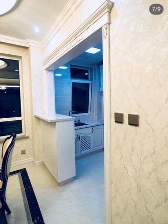 100平米法式风格厨房图片