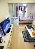 一室户地中海风格设计图