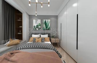 100平米三其他风格卧室装修案例