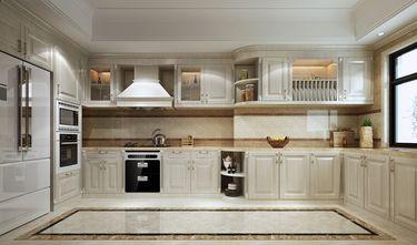 140平米复式欧式风格厨房图片大全