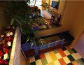 10-15万140平米三室一厅田园风格储藏室设计图