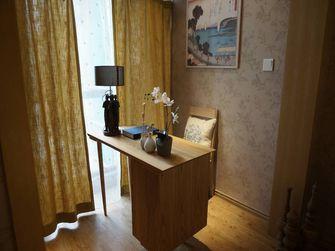 120平米三室一厅东南亚风格书房效果图