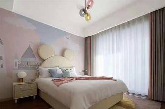 140平米别墅日式风格儿童房效果图