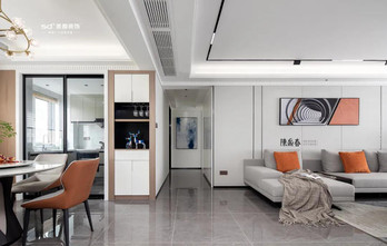 130平米四室两厅其他风格客厅图片