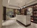 140平米中式风格储藏室图