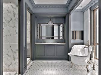 140平米别墅现代简约风格卫生间图片大全