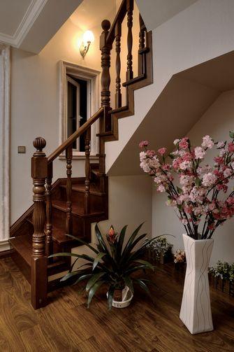 20万以上140平米别墅欧式风格楼梯图片大全