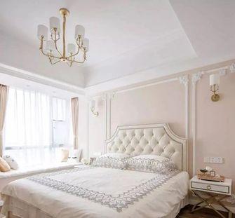 90平米法式风格卧室图片
