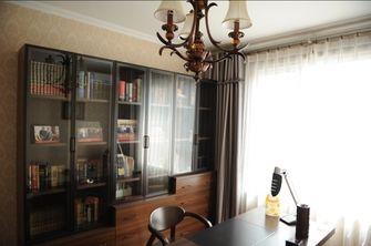 豪华型130平米四室四厅欧式风格书房效果图