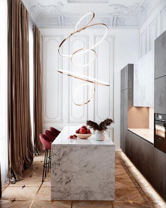 120平米四新古典风格厨房设计图