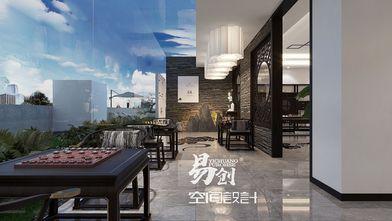 120平米中式风格阳光房图