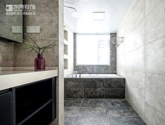 140平米三室两厅中式风格卫生间浴室柜图片大全