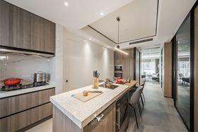 20萬以上130平米三室兩廳現代簡約風格廚房圖片
