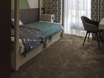 100平米三室一厅其他风格儿童房图