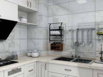 110平米三北欧风格厨房装修图片大全