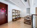 20万以上140平米别墅中式风格楼梯装修效果图