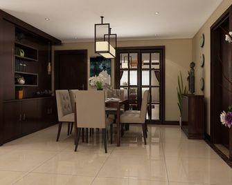 140平米三室两厅英伦风格客厅图片大全