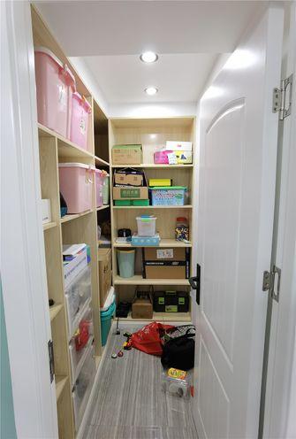 120平米三室两厅北欧风格储藏室设计图