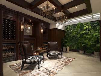 140平米别墅其他风格储藏室图