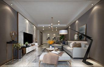 140平米三室一厅其他风格客厅装修案例