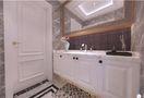 110平米三室三厅欧式风格卫生间欣赏图