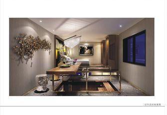 130平米一居室新古典风格书房图片