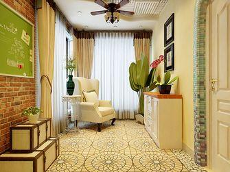 经济型120平米复式地中海风格阳光房装修图片大全