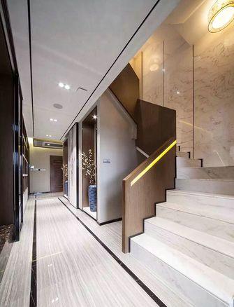 140平米四室三厅中式风格楼梯间图