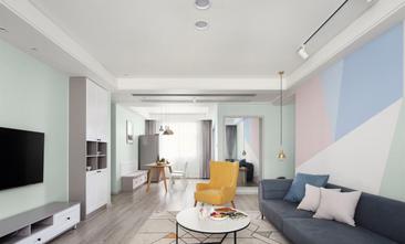 10-15万110平米三现代简约风格客厅装修图片大全
