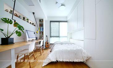 110平米三北欧风格卧室效果图