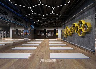 140平米其他风格健身室图