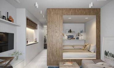 30平米超小户型现代简约风格卧室图片大全