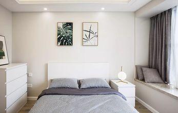 110平米三室一厅宜家风格卧室图片