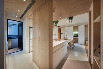 140平米四室两厅日式风格厨房设计图