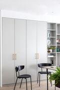 110平米三室两厅北欧风格储藏室图片