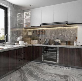 140平米四中式风格厨房图