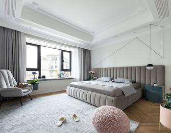 140平米四室四厅新古典风格卧室设计图