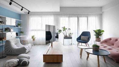 60平米一居室田园风格其他区域装修案例