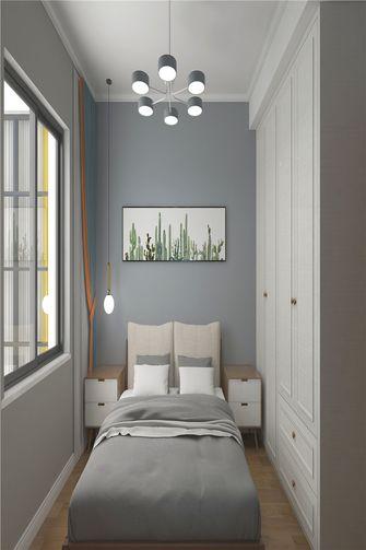 90平米三室两厅北欧风格儿童房装修图片大全
