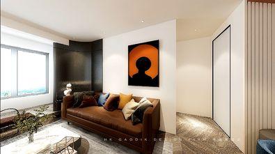 10-15万80平米公寓现代简约风格卧室效果图