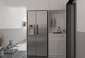 40平米小户型现代简约风格厨房装修效果图