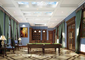 豪华型140平米别墅英伦风格健身室装修图片大全
