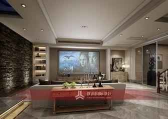 140平米别墅美式风格影音室沙发装修效果图