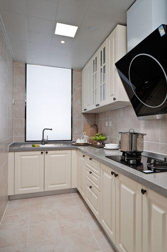 60平米一居室新古典风格厨房装修效果图