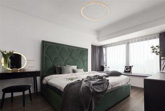 110平米三室两厅英伦风格卧室设计图