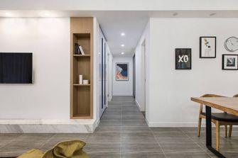 110平米三室两厅北欧风格客厅设计图
