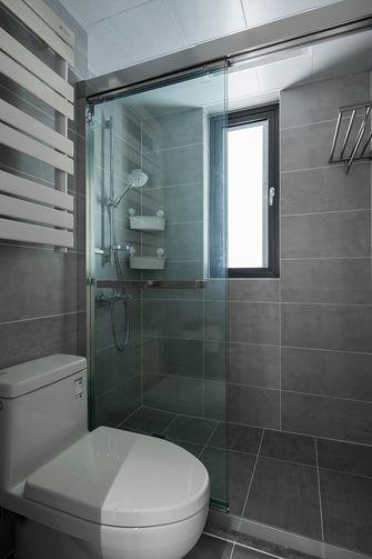 110平米三室两厅日式风格卫生间装修案例