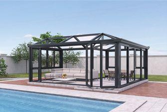 140平米复式其他风格阳光房装修效果图