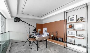 140平米三室两厅东南亚风格影音室效果图